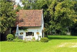 Gartenhaus Inselanlage